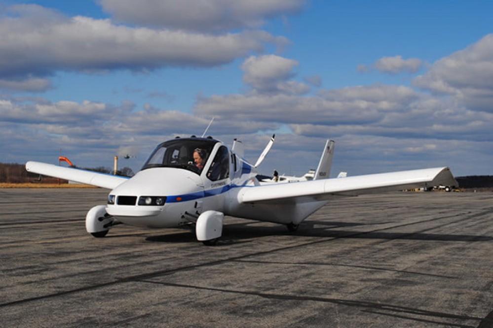 Terrafugia Transition: Τα πρώτα ιπτάμενα αυτοκίνητα θα πωλούνται από το 2019