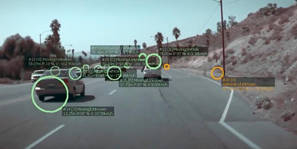 Έτσι βλέπει τον κόσμο ένα αυτοκίνητο Tesla σε Autopilot mode [Videos]