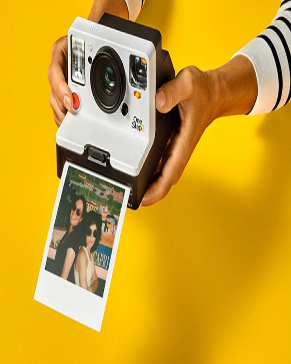 Polaroid OneStep 2: Η επιστροφή της εταιρείας με μια νέα φωτογραφική μηχανή στιγμιαίας εκτύπωσης [Videos]