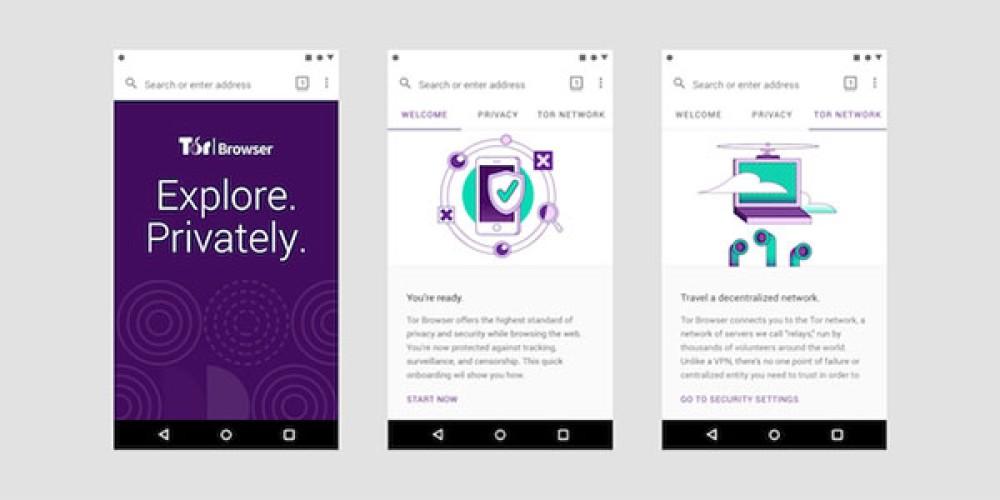 Ο Tor browser διαθέσιμος στις συσκευές Android για πλήρη ανωνυμία στο Διαδίκτυο