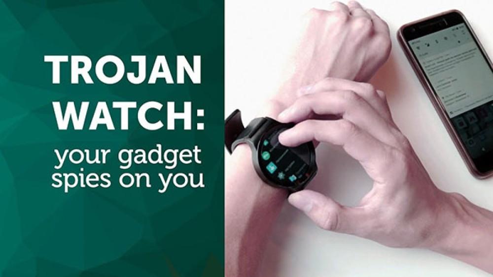 Ψηφιακό προφίλ: Πόσα πολλά μπορεί να «πει» για εσάς το «έξυπνο» ρολόι σας [Video]