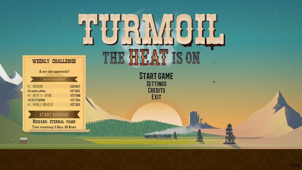 Turmoil: The Heat is On, ένα εξαιρετικά ενδιαφέρον και εθιστικό παιχνίδι [Video]