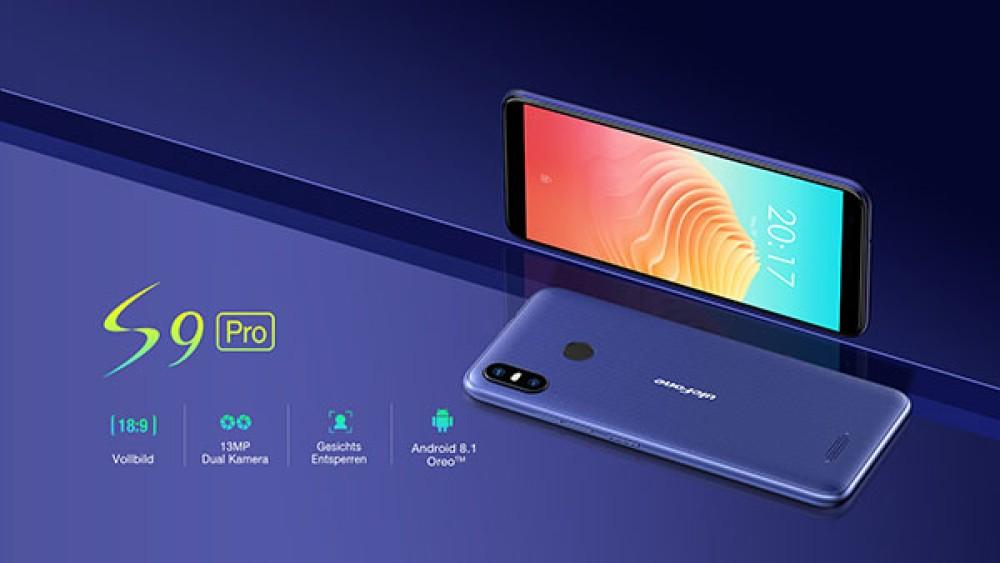 Ulefone S9 Pro: Νέα προσθήκη στην S Series με οθόνη 18:9, διπλή κάμερα και Android 8.1 Oreo [Video]