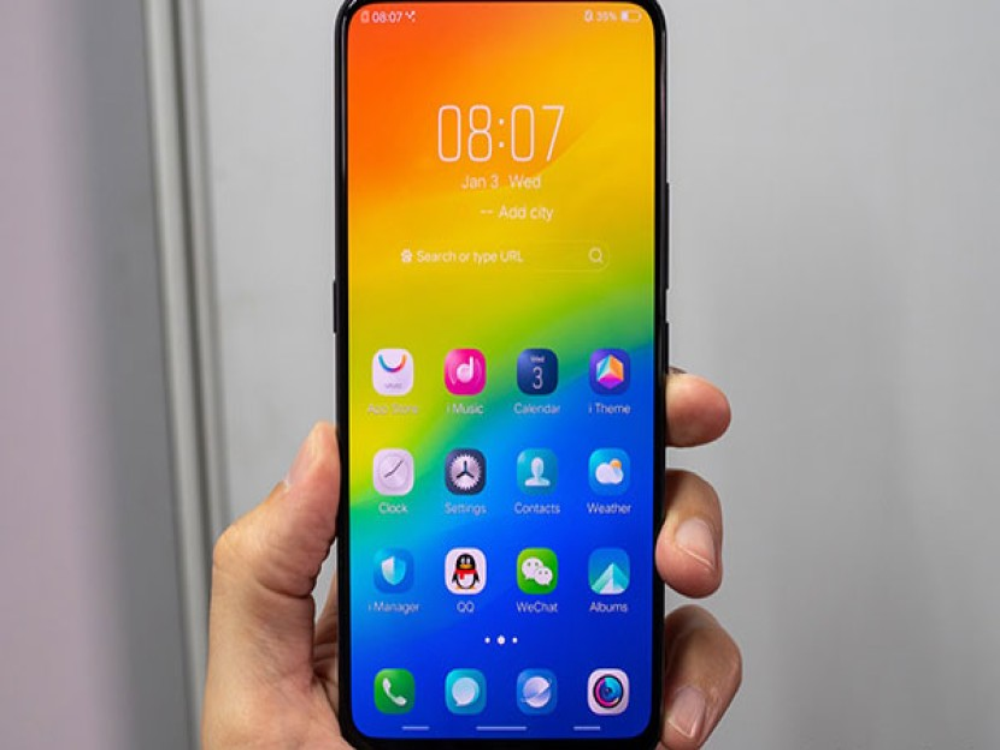 Vivo NEX: Επίσημα το πραγματικό all-screen smartphone με οθόνη 6.59'' FHD+, Snapdragon 845, 8GB RAM και Android 8.1 Oreo