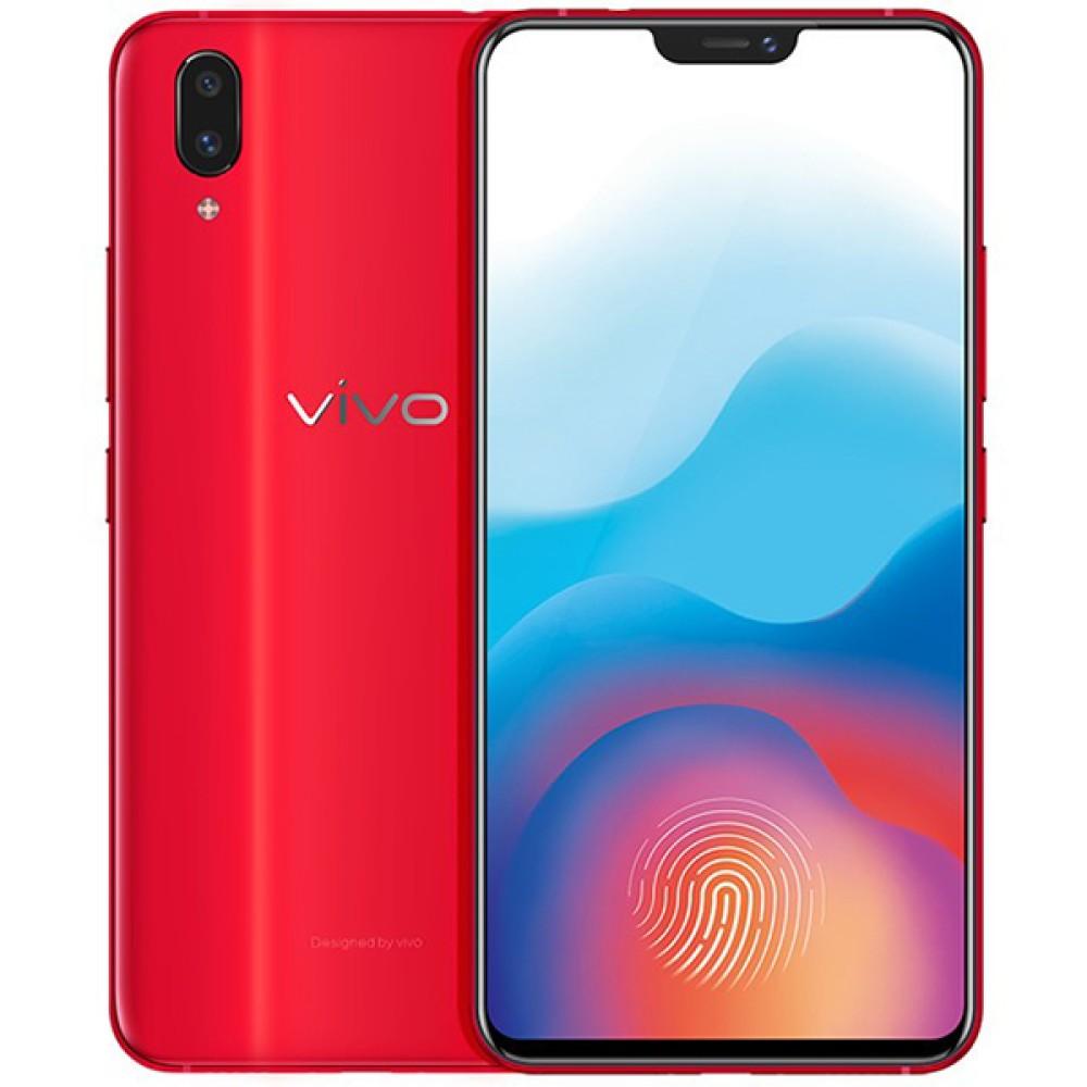 Vivo X21: Επίσημα με οθόνη 6.28'' FHD+ και εγκοπή, Snapdragon 660 και έκδοση με αισθητήρα αποτυπωμάτων κάτω από την οθόνη
