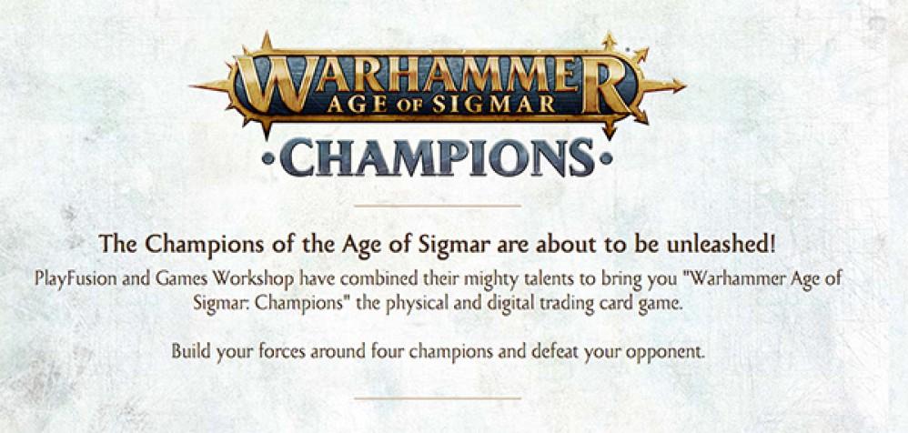 Warhammer: Age of Sigmar Champions, έρχεται τον Ιούλιο το πρώτο mobile game της σειράς με στοιχεία AR