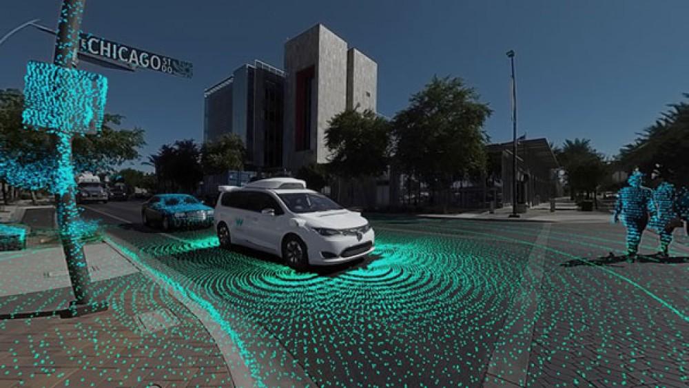 Δείτε πως βλέπει τον κόσμο το αυτοοδηγούμενο όχημα της Waymo (Google) σε πραγματική δοκιμή! [Video]