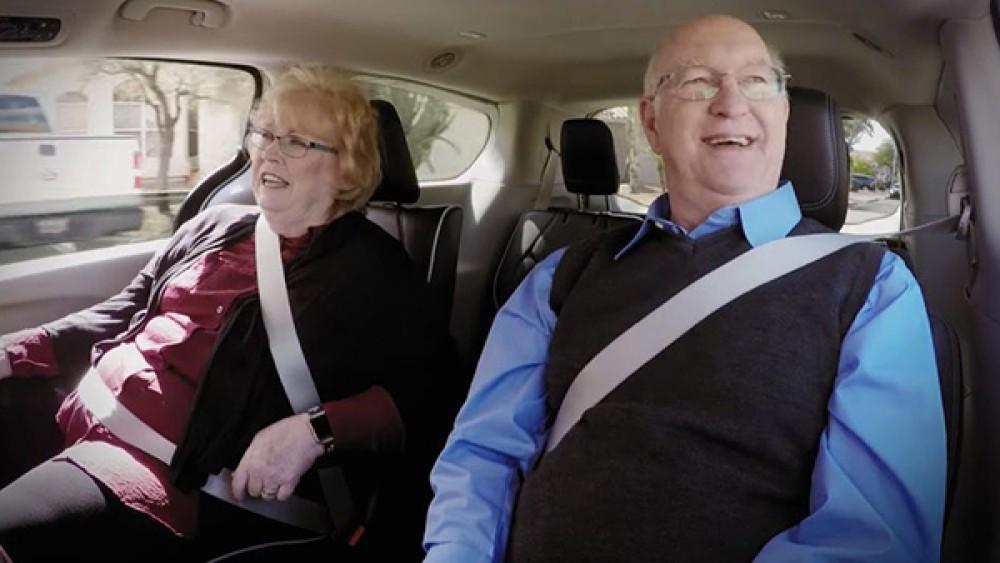 Πως βιώνουν οι επιβάτες την διαδρομή με το αυτοοδηγούμενο όχημα της Waymo [Video]