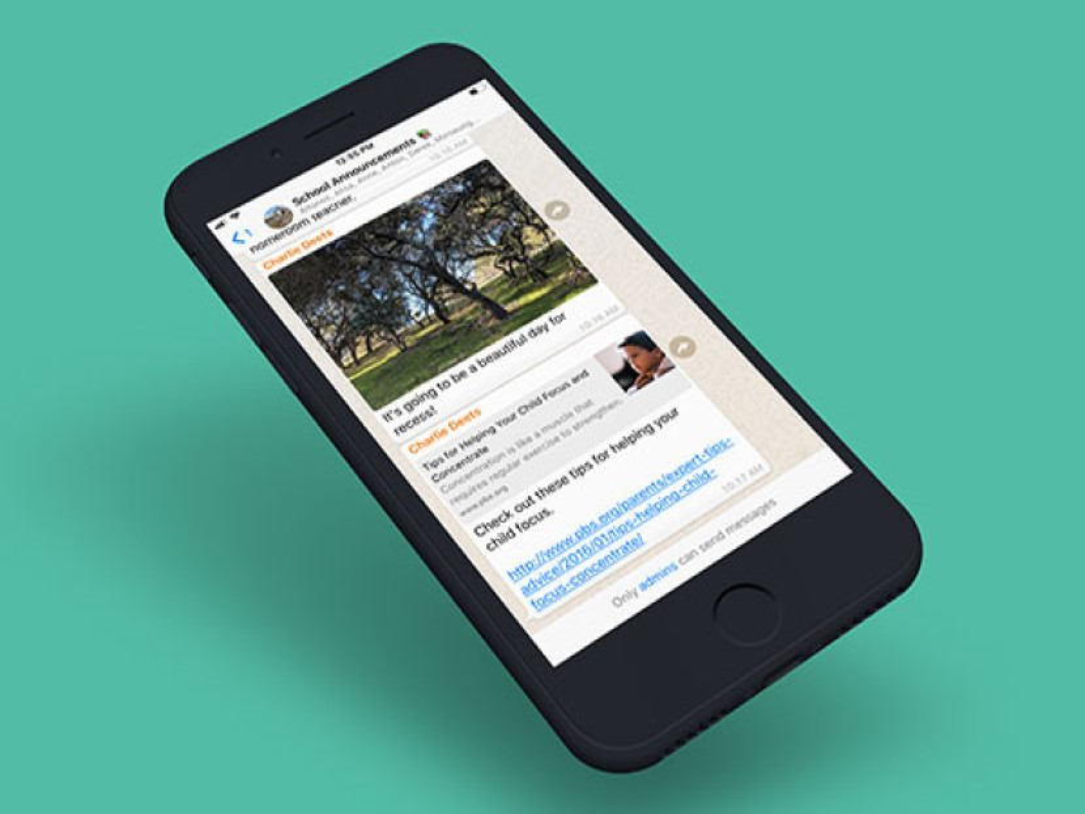 WhatsApp: Νέα σημαντική λειτουργία για μεγαλύτερο έλεγχο των ομαδικών συνομιλιών στους admins