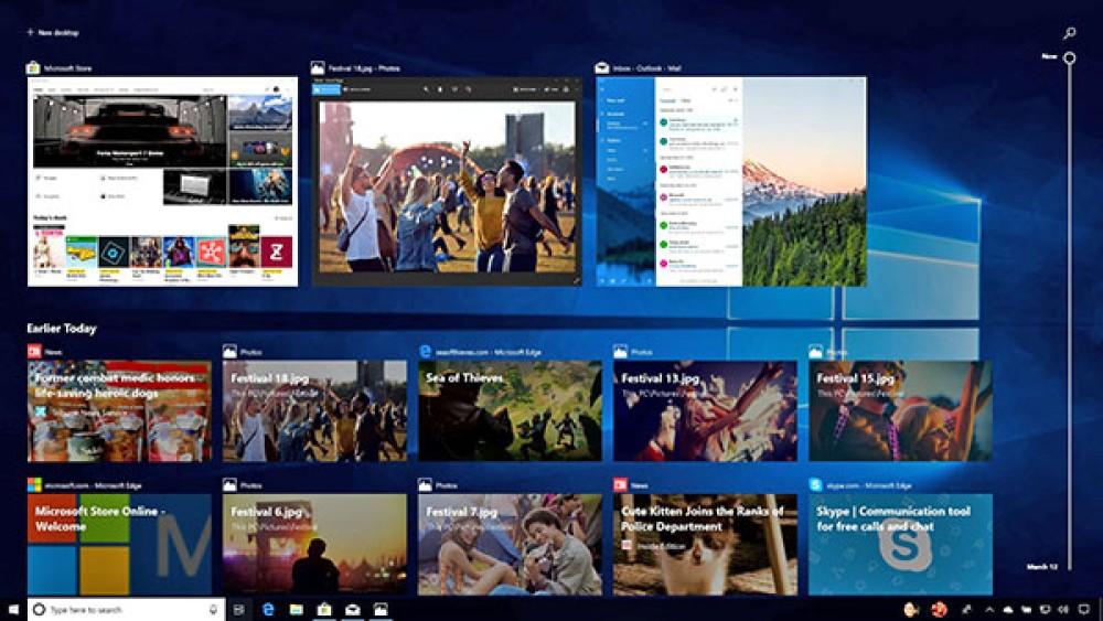 Windows 10 April 2018 Update: Η νέα μεγάλη αναβάθμιση έρχεται στις 30 Απριλίου και φέρνει πολλά νέα χαρακτηριστικά