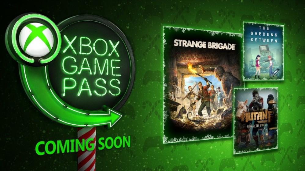 Xbox Game Pass: Τα δωρεάν παιχνίδια για το Δεκέμβριο 2018
