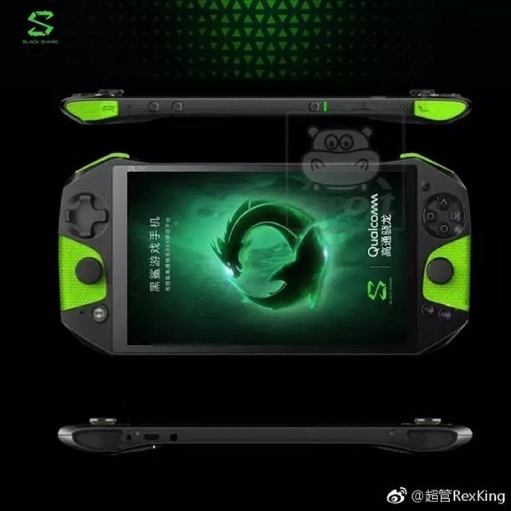 Xiaomi BlackShark: Το gaming smartphone παρουσιάζεται στις 13 Απριλίου και θυμίζει φορητή παιχνιδοκονσόλα