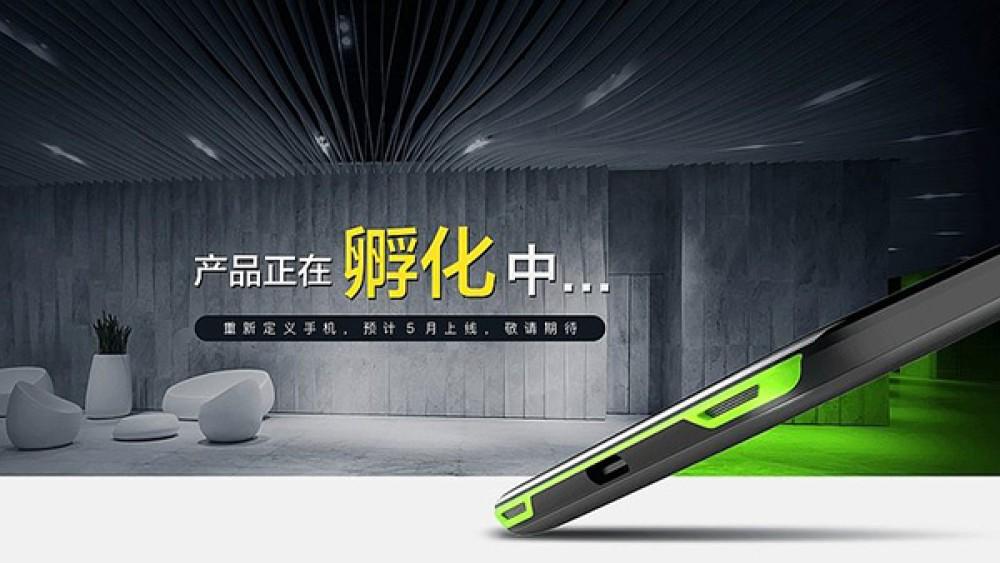 BlackShark: Νέο smartphone με οθόνη FHD+ 18:9, Snapdragon 845 και 8GB RAM από τη...Xiaomi (;)