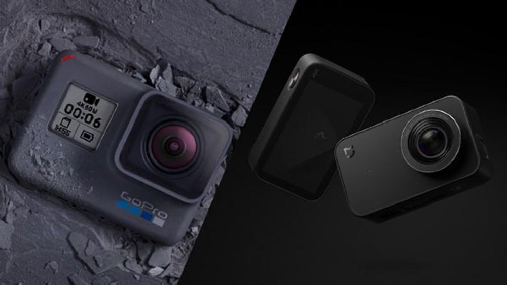 Η Xiaomi ετοιμάζεται να εξαγοράσει τη GoPro!