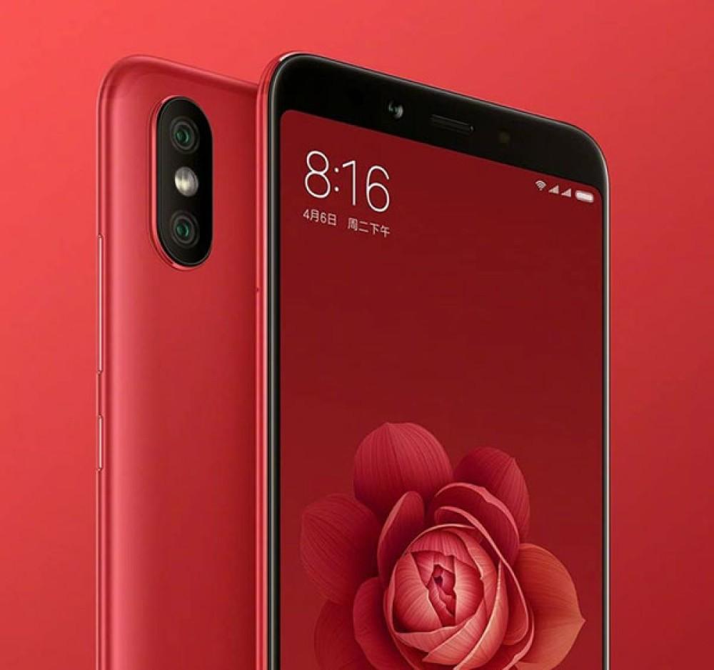 Xiaomi Mi 6X: Επίσημα με οθόνη 5.99'' FHD+, Snapdragon 660, ισχυρή dual κάμερα με AI και Android 8.1 Oreo (MIUI 9.5)