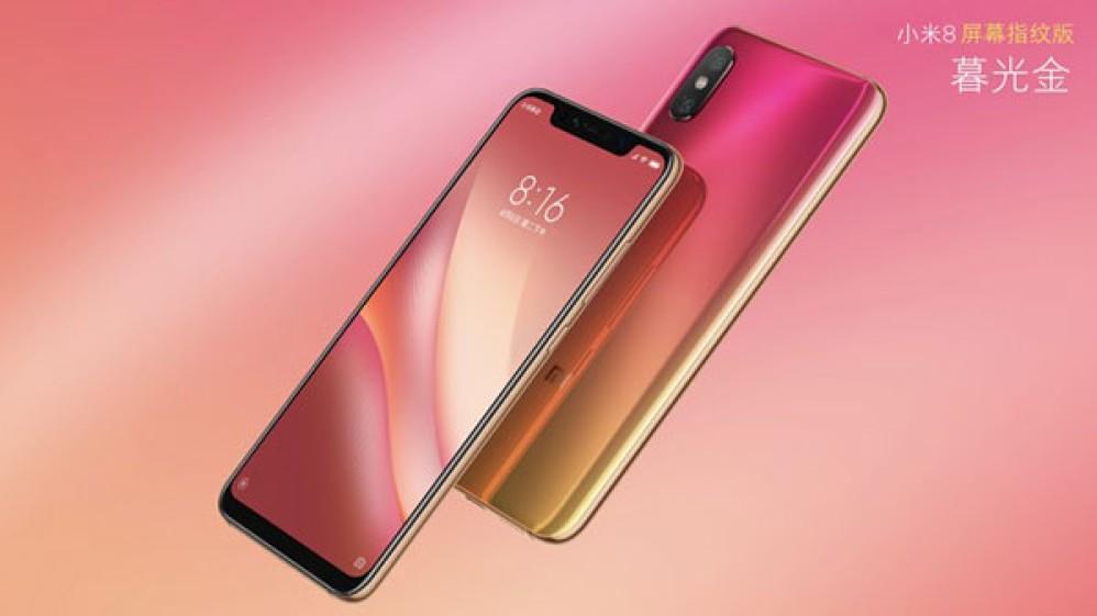 Xiaomi Mi 8 Pro και Mi 8 Lite: Επίσημα τα νέα μοντέλα της σειράς σε πολύ καλές τιμές