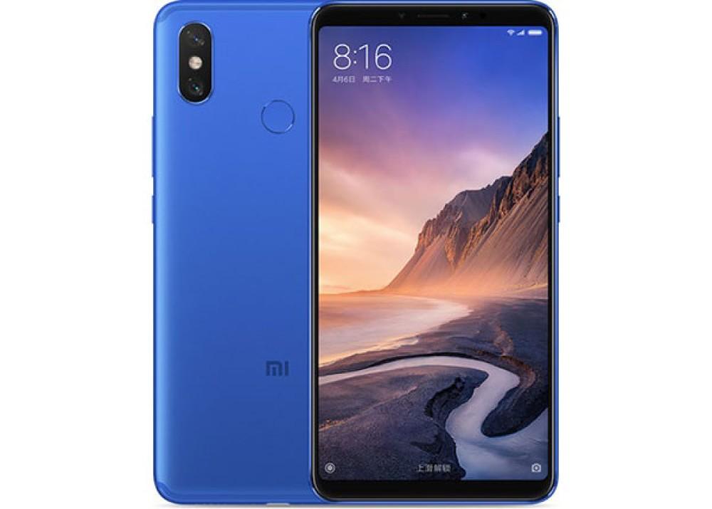 Xiaomi Mi Max 3: Επίσημα με οθόνη 6.99'' FHD+, Snapdragon 636, μπαταρία 5500mAh από €220