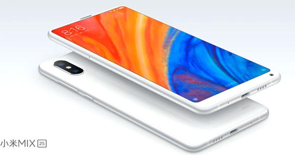 Xiaomi Mi MIX 2S: Η tri-bezel-less ναυαρχίδα της εταιρείας σε πολύ καλή τιμή