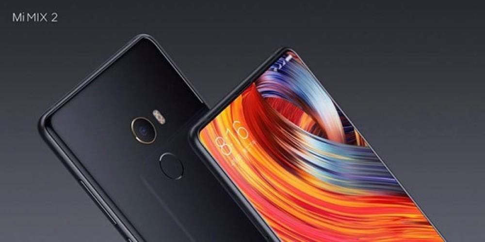 Xiaomi Mi MIX 2: Αυτή την τιμή δεν την έχεις ξαναδεί, πάντα με ασφάλεια τελωνείου!