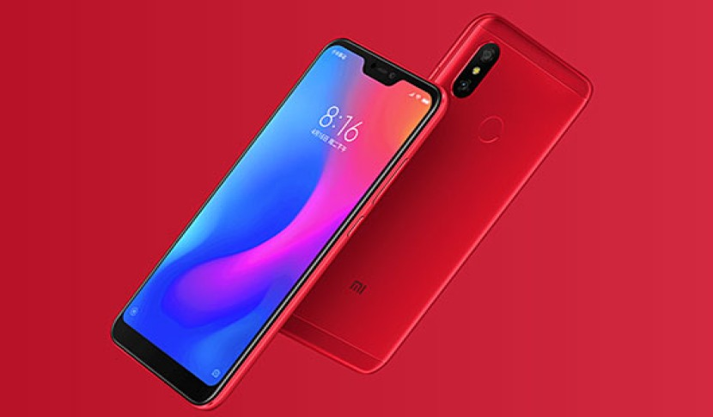 Xiaomi Redmi 6 Pro: Επίσημα με οθόνη 5.84'' FHD+, notch, Snapdragon 625 και μπαταρία 4000mAh στα €130