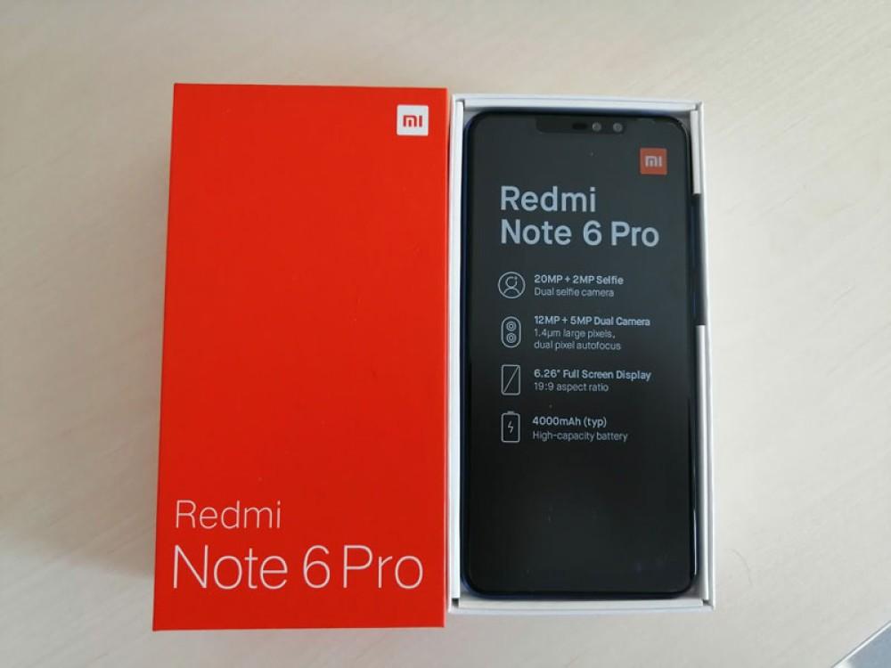Τα best seller Xiaomi Redmi Note 6 Pro, Mi Pad 4 και Mi 8 Lite σε πολύ καλές τιμές