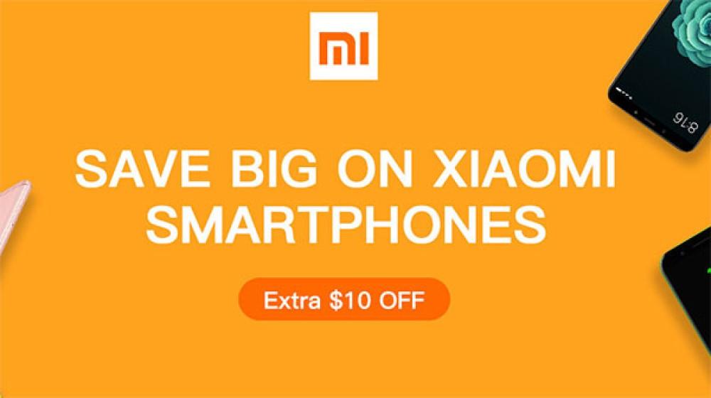 Μεγάλες εκπτώσεις στα smartphones της Xiaomi από το Geekbuying
