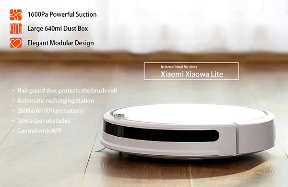 Θες προσιτή ρομποτική σκούπα; Δες αυτήν την πρόταση της Xiaomi
