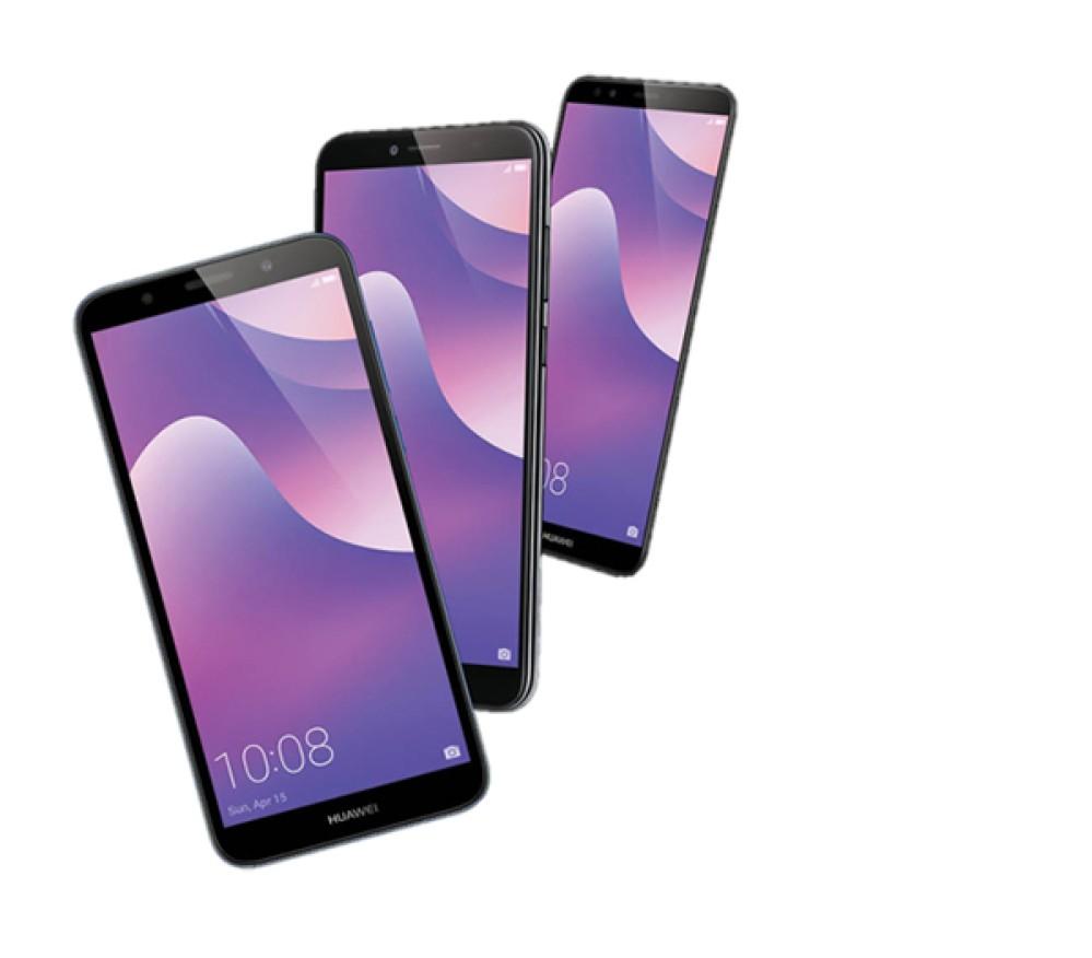 Huawei Y Series 2018: Γνωρίστε τα μοναδικά smartphones της σειράς