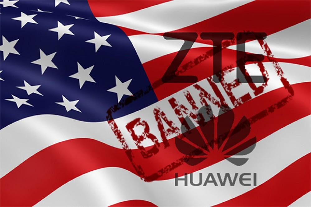 ΗΠΑ: Απαγορεύουν και επίσημα τη χρήση συσκευών και hardware των ZTE και Huawei στον κρατικό μηχανισμό