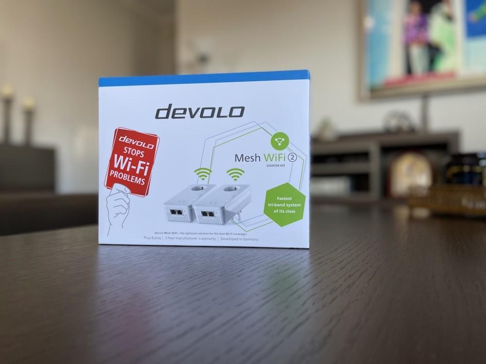 Hands-On με το devolo Mesh WiFi 2