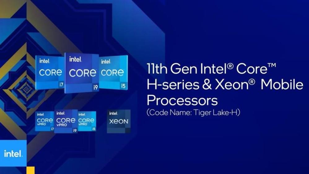 Η Intel παρουσιάζει τη νέα γενιά επεξεργαστών Intel Core H-Series