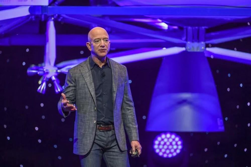 Ο Jeff Bezos κατέθεσε ένσταση για την επιλογή της SpaceX από τη NASA