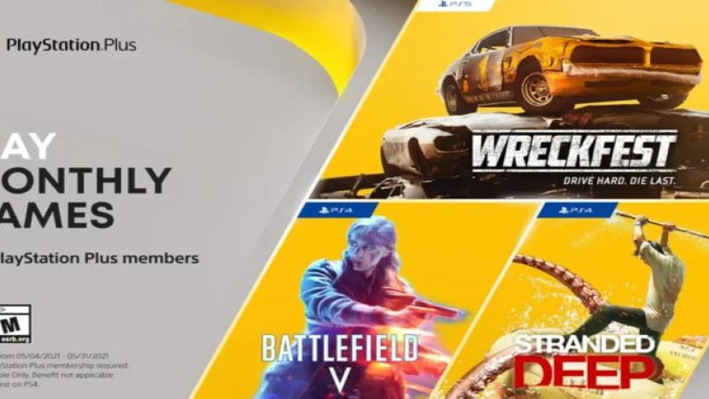 PS Plus: Το Battlefield V στα δωρεάν games για τον Μάιο