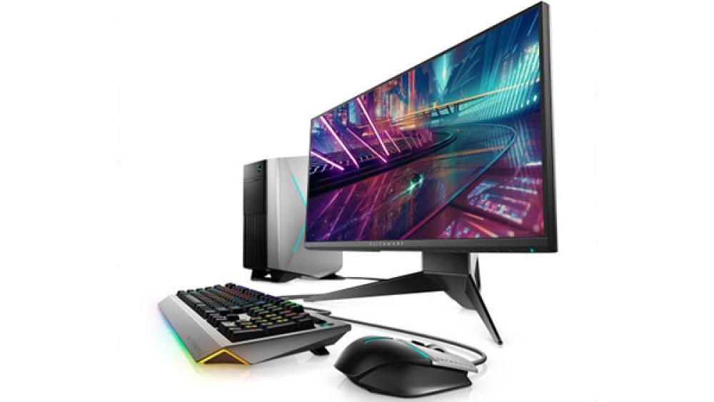 Η Dell παρουσιάζει gaming monitor 240Hz, εντυπωσιακά gaming keyboards και mice στην E3 2017