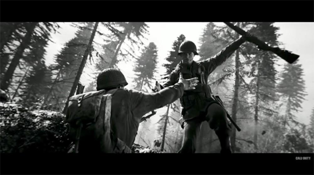 Call of Duty: WWII, δείτε το εξαιρετικό video-φόρο τιμής για τους ήρωες του Β' Π.Π. και την ακρίβεια του παιχνιδιού
