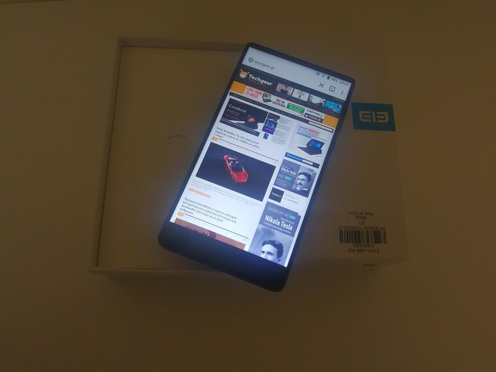 Elephone S8: Εντυπωσιακή οθόνη και μεγάλη μπαταρία στο προσιτό tri-bezel-less smartphone [Review]