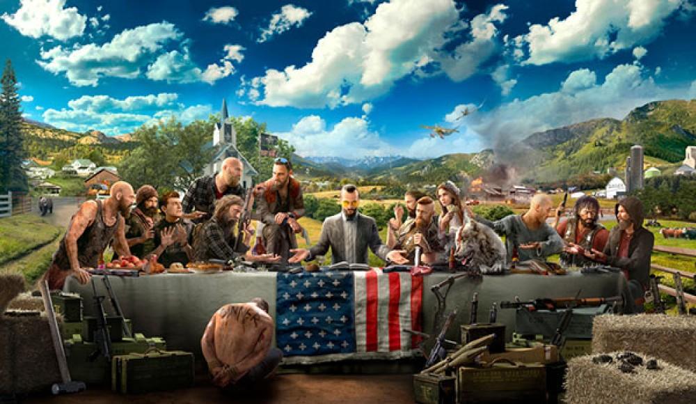 Far Cry 5: Επίσημα αποκαλυπτήρια, κυκλοφορεί στις 27 Φεβρουαρίου [Videos]