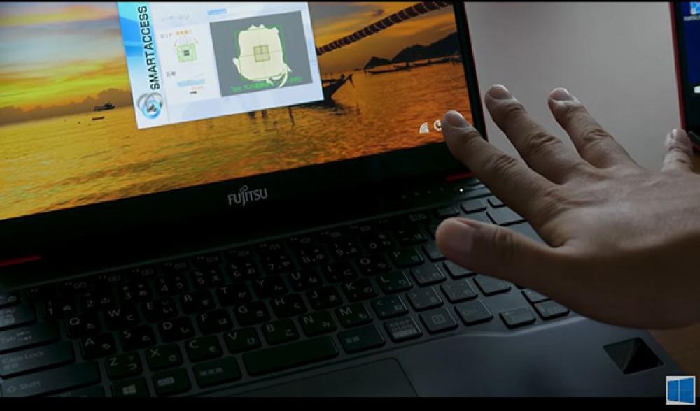 Η Microsoft φέρνει τη δυνατότητα ξεκλειδώματος με αναγνώριση παλάμης στα laptops με Windows 10 Pro [Video]
