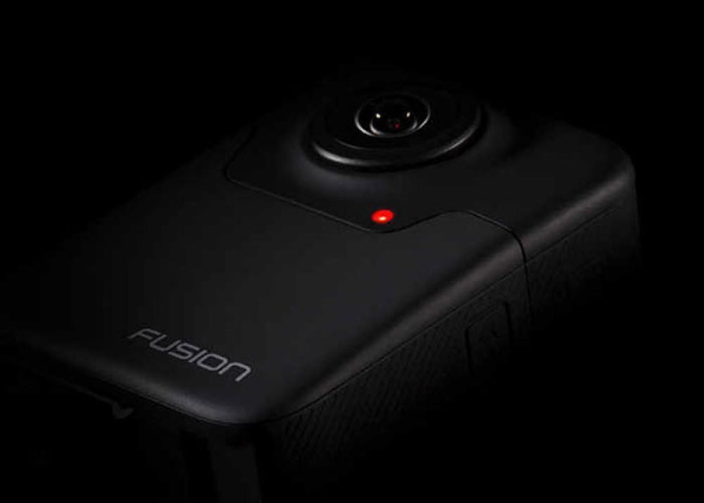 GoPro Fusion: Η νέα κάμερα για videos 360° σε ανάλυση 5.2K [Video]