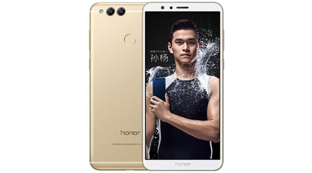 Huawei Honor 7X: Επίσημα με οθόνη 5.93'' FHD+ (18:9) και διπλή κάμερα