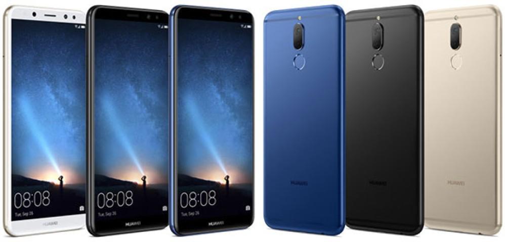 Huawei Mate 10 Lite: Πλήρης αποκάλυψη για το πρώτο της σειράς με 4 κάμερες