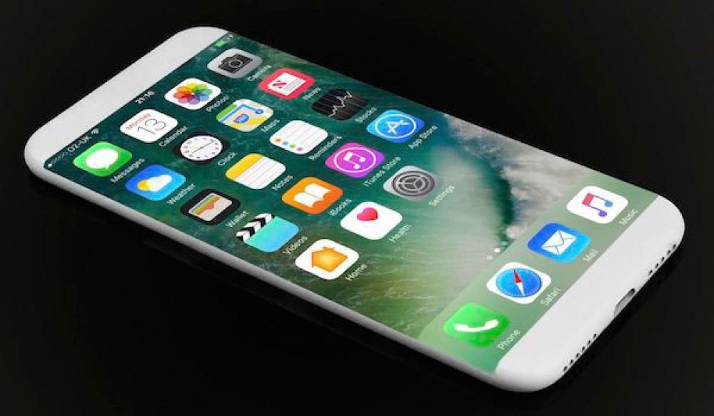 iPhone 8 με κυρτή οθόνη OLED και USB-C αντί του Lightning