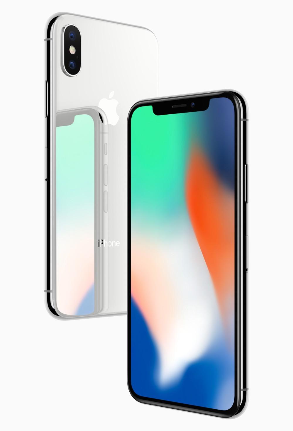 iPhone X: Αυτό είναι το premium μοντέλο της Apple με bezel-less οθόνη OLED