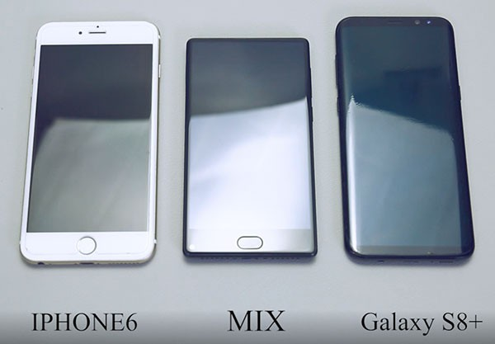LEAGOO KIICAA MIX: Σύγκριση της διπλής κάμερας με αυτές των iPhone 6 και Galaxy S8+ [Video]