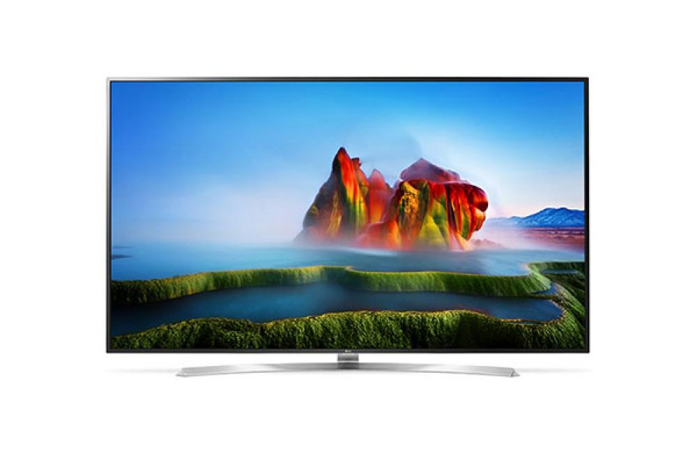 Οι νέες μεγάλων διαστάσεων τηλεοράσεις Super UHD της LG ήρθαν στην Ελλάδα