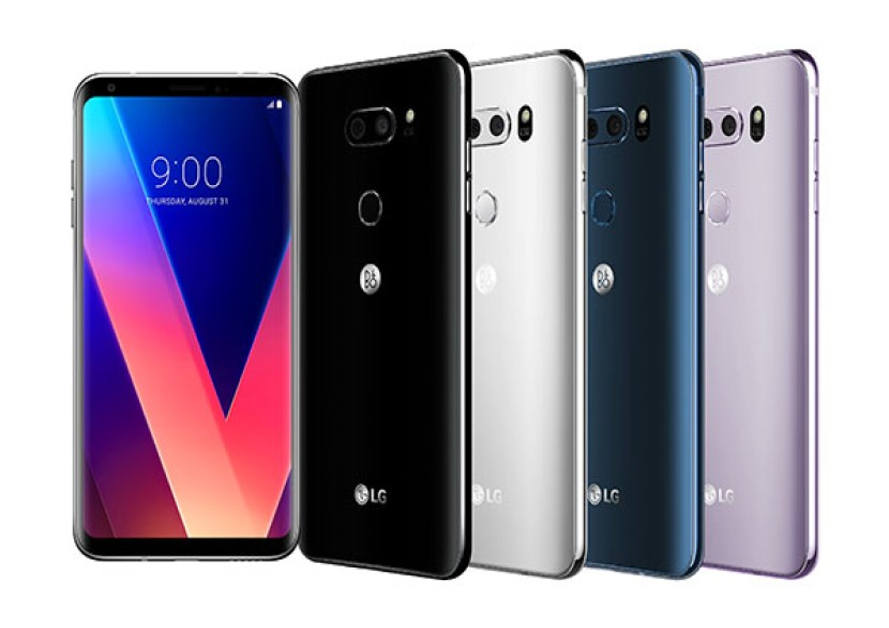 LG V30: Επίσημα με οθόνη 6.0'' QHD+ Full Vision, Snapdragon 835, dual κάμερα και πολλές καινοτομίες [Video]