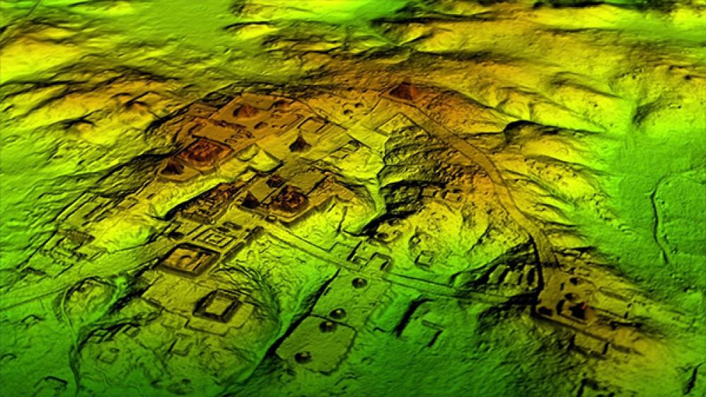 Ανακαλύφθηκε τεράστια κρυμμένη πόλη των Μάγιας με την βοήθεια της τεχνολογίας LiDAR