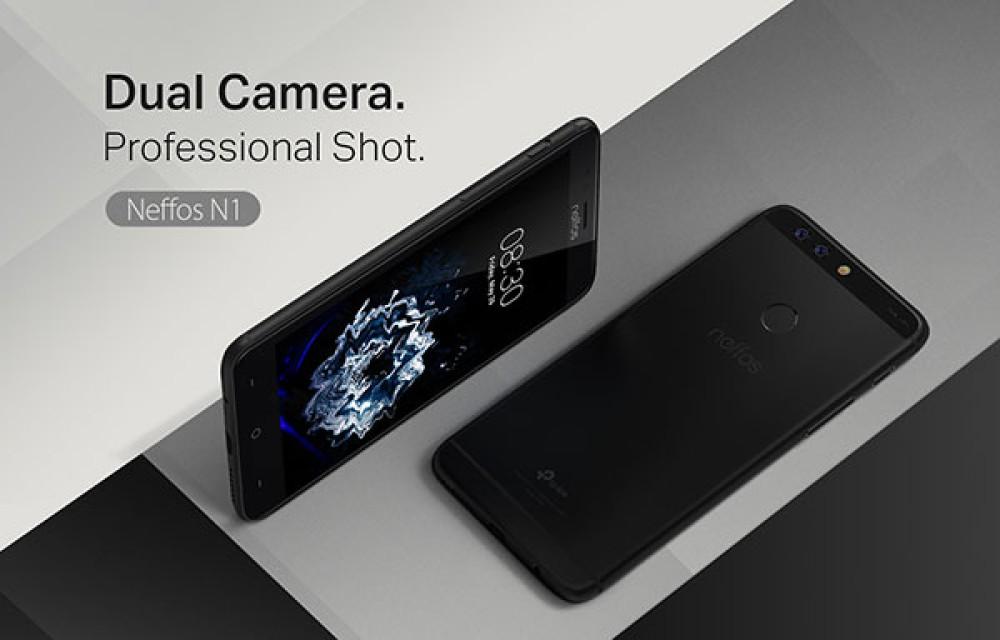 TP-Link Neffos N1: Το νέο smartphone με διπλή κάμερα παρουσιάζεται στην IFA 2017