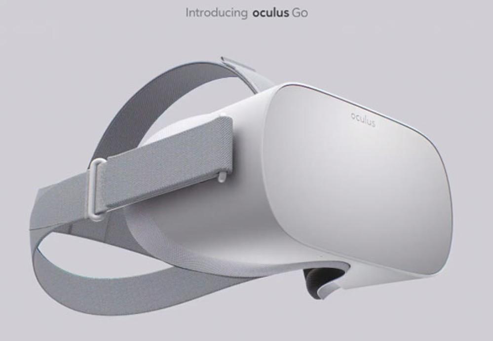 Oculus Go: Το νέο ασύρματο και αυτόνομο VR headset της Facebook σε τιμή μόλις $199