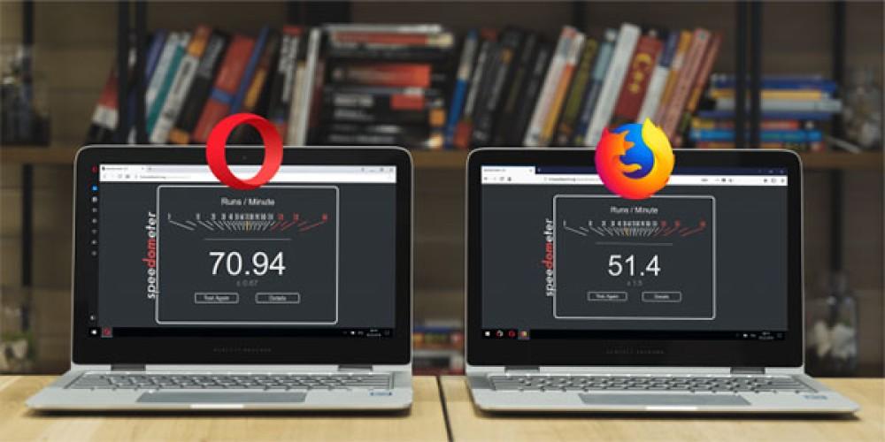 Opera 51: Διαθέσιμη η τελική έκδοση και είναι 38% ταχύτερη από τον Firefox Quantum